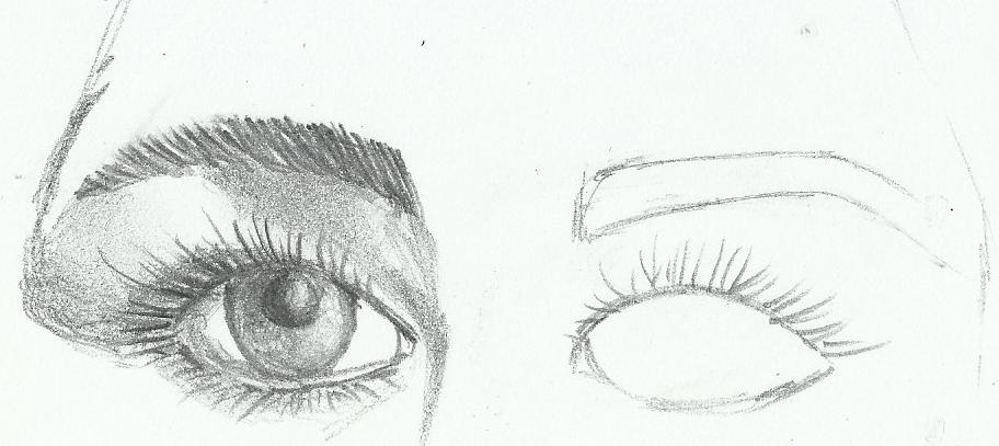 occhi esempio