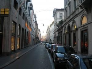 città della moda - Milano