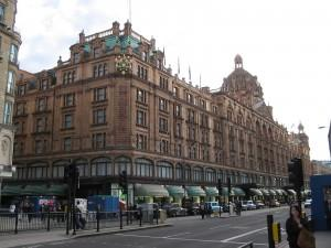 HarrodsDay Londra
