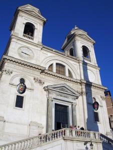 città della moda - Santa Trinita dei Monti