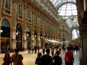 Galleria Milano EmmanueleII