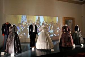Costumi Cinema mostra Palazzo Braschi