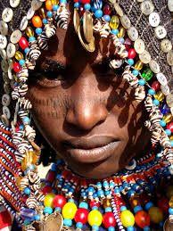 immagine ragazza indigena