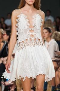 abito Chloe tendenze moda primavera estate 2015
