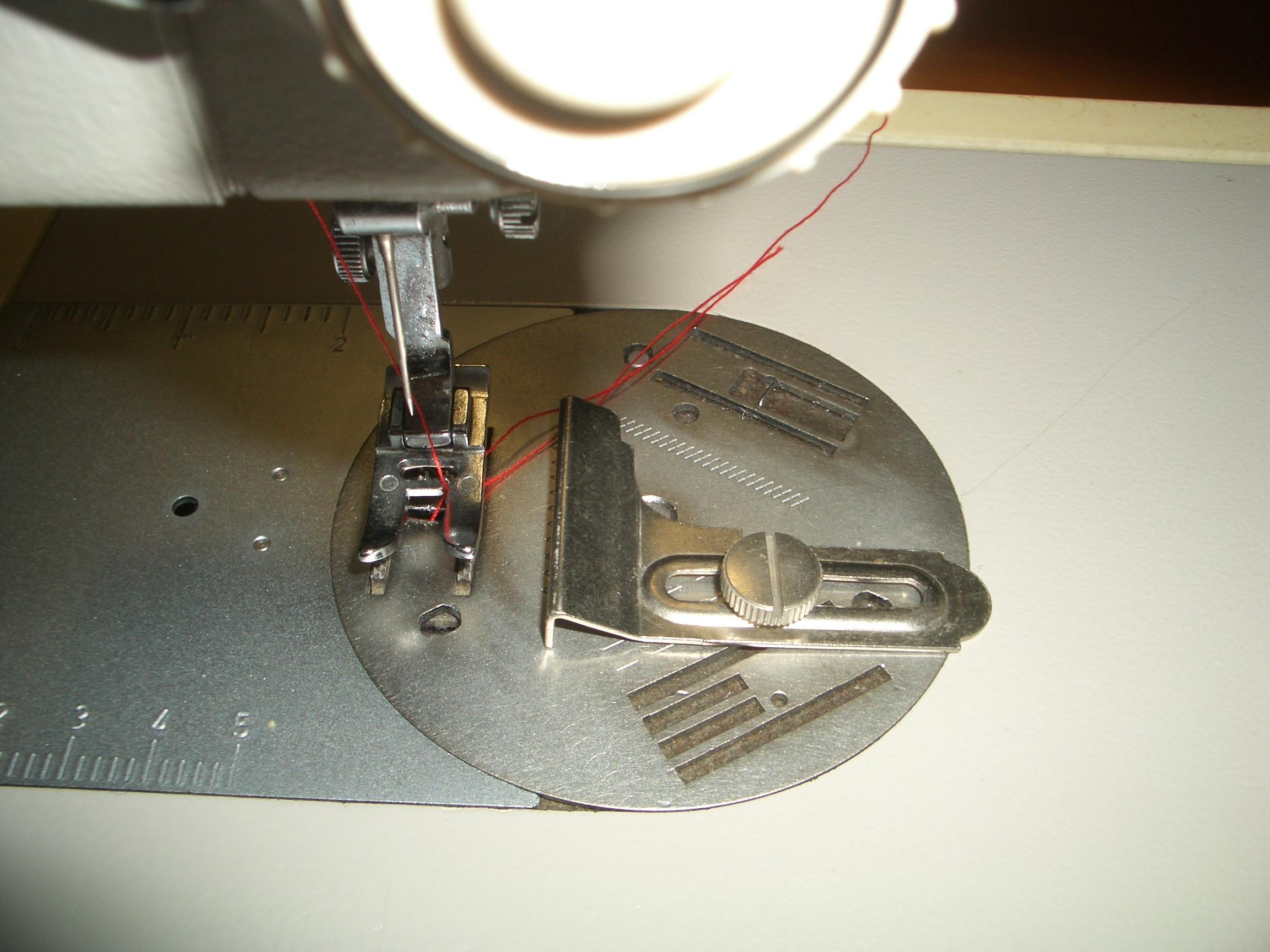 accessori per la macchina da cucire e loro utilizzo