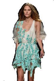 immagine sfilata tendenza moda