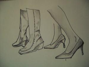 particolari piedi