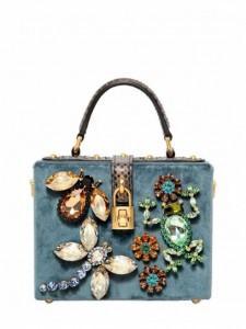cartella o borsa gioiello Dolce & Gabbana