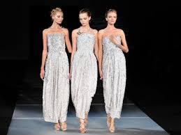 Armani moda Collezione primavera