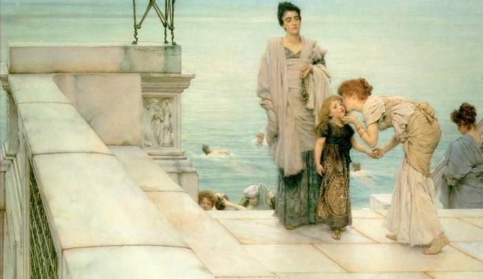 ABBIGLIAMENTO nell'antica Roma