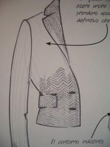 esempio illustrazione giacchetta
