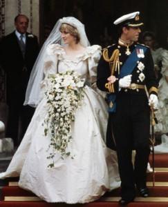 Sposa lady Diana