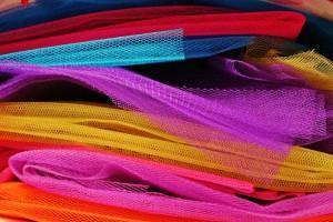 nylon, tessuto per catalogo