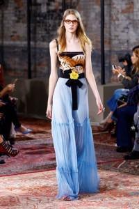 Gucci sfila per la fashion week
