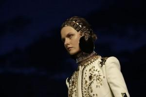 Givenchy in passerella