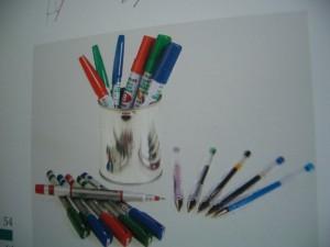 colore penne e pennarelli
