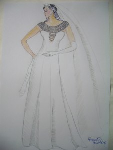 sposa abito e stile