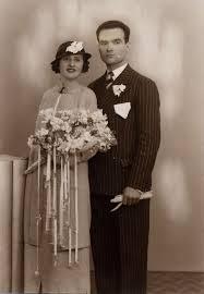 le origini dell'abito da sposa