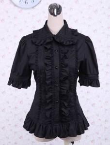 camicetta nera