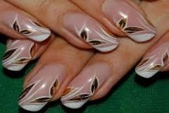 unghie semplici