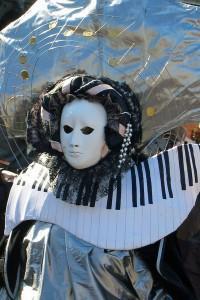 fantasma dell'opera, maschera