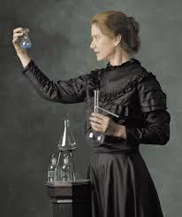 scienza e Chimica madame Curie