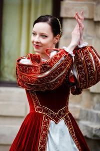 donna medievale