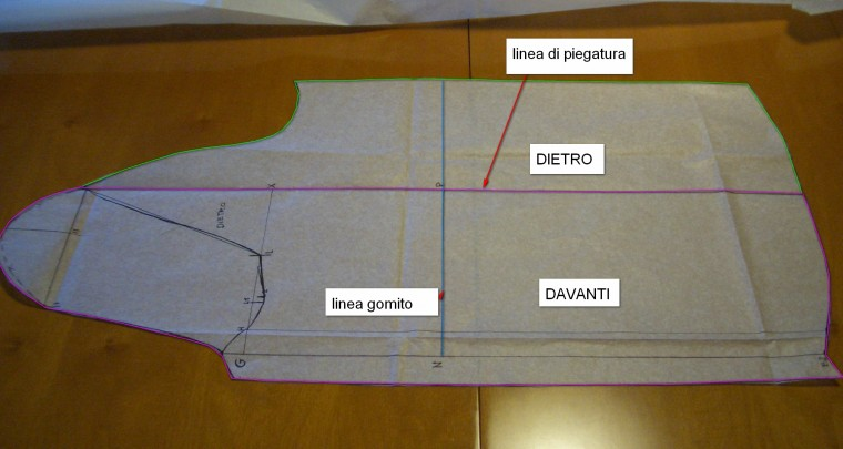 MANICA BASE (lezione 1)