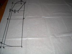 schema della manica
