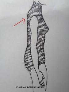 schiena rovesciata