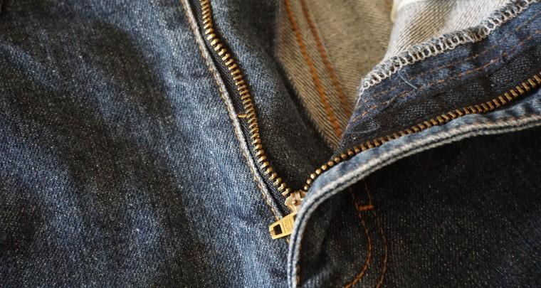 Come cucire la CERNIERA sul pantalone