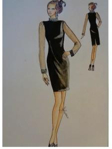Come un abito semplice sia elegante