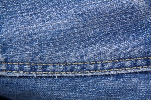 tessuto jeans
