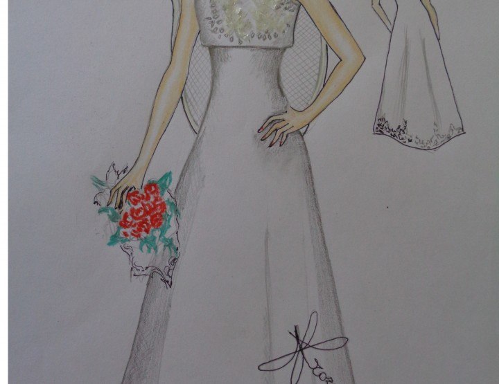 La SETA per un abito da sposa
