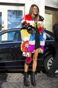 Occhio all'abbigliamento di fashion blogger italiane