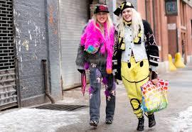 fashion blogger abbigliamento ridicolo