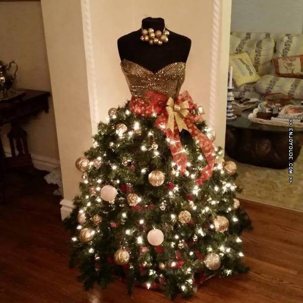 Decorate Christmas Tree Like Department Stores: Curiosità Sugli Abiti Di Natale » Fashion Frozen