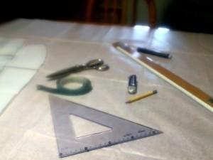 materiale, materiale utile per la modellistica
