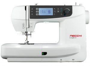 Macchina per sartoria Necchi-Logica