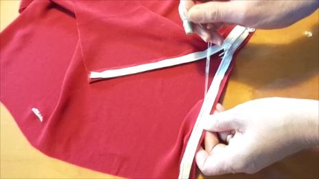 Cerniera invisibile ecco come cucirla