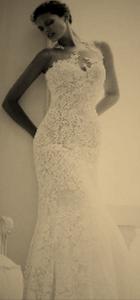 abito sposa attuale