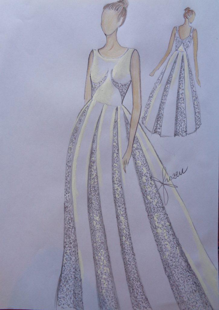 abito Stephanie proposte moda sposa