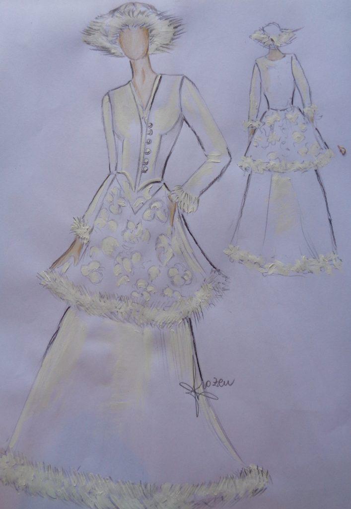 abito Russia proposte moda sposa