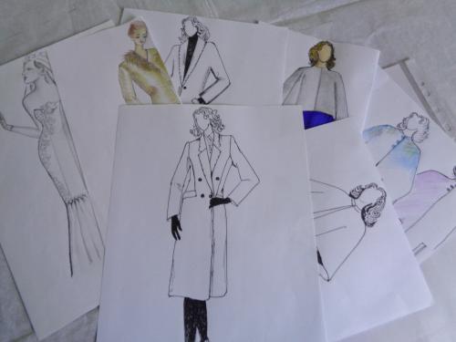 Corso abiti giacche cappotti