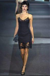 Abito sottoveste Louis Vuitton