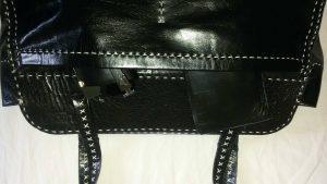 Esterno borsa con tasca