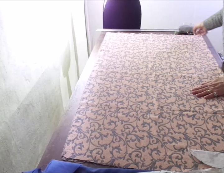 Come riconoscere il dritto del tessuto