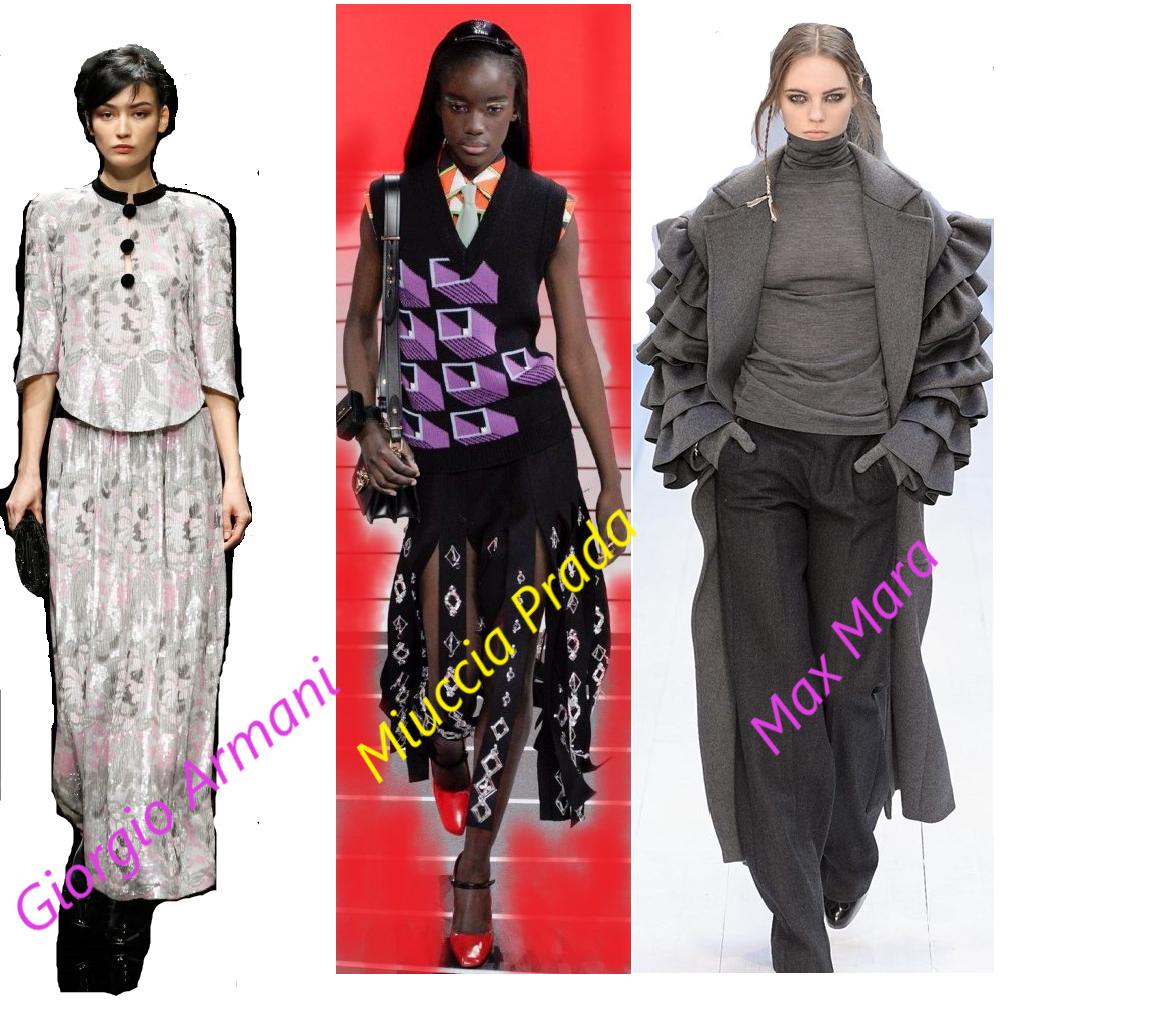 Fashion week di Milano
