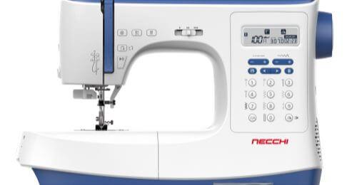 Tagliacuci la tua alleata Necchi-nc-103d